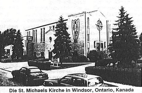 St. Michaels, Windsor, Kanada